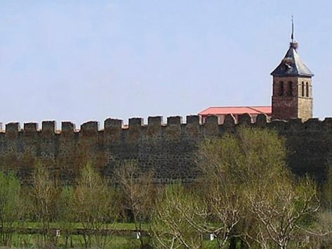 Vistas de la muralla